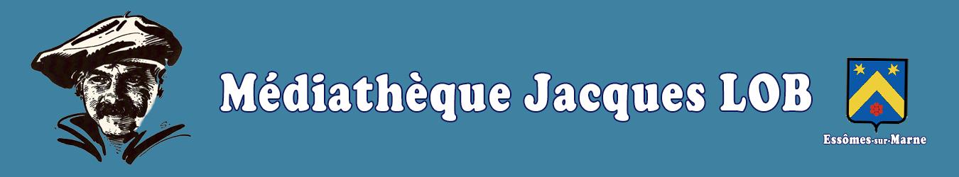 Médiathèque Jacques LOB